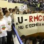 """Respect galeriei """"U-Cluj"""""""