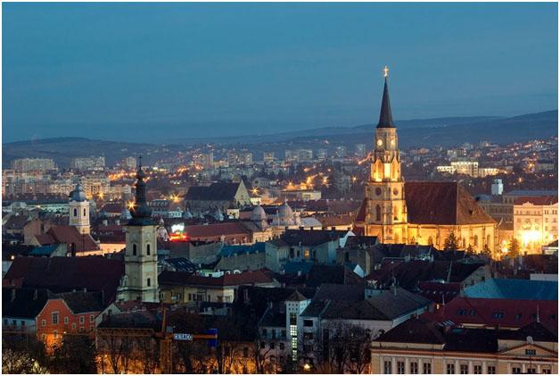 Panorama Cluj