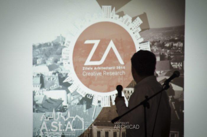 Zilele Arhitecturii – Creative Research, 20 – 26 Iunie 2016, Cluj-Napoca