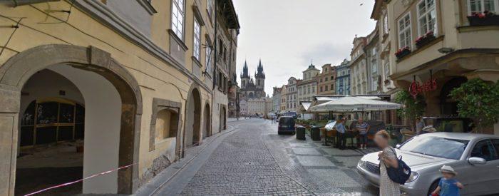 Spațiu partajat în Praga