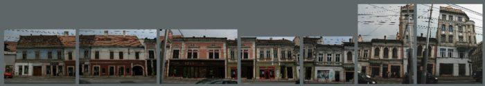 Cum arată acum clădirile de pe Str. Regele Ferdinand