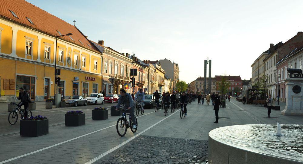 Bulevardul Eroilor, Cluj-Napoca