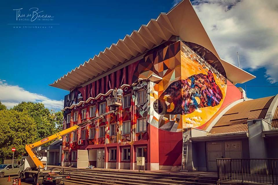 Teatrul de Vară, Bacău