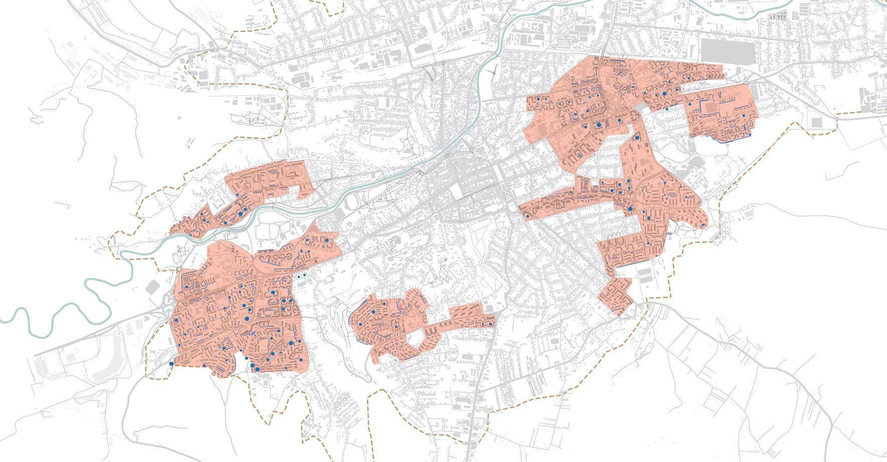 Harta garajelor din cele mai importante cartiere din Cluj. Veziîngaleria foto de mai jos hartacartierului tău.