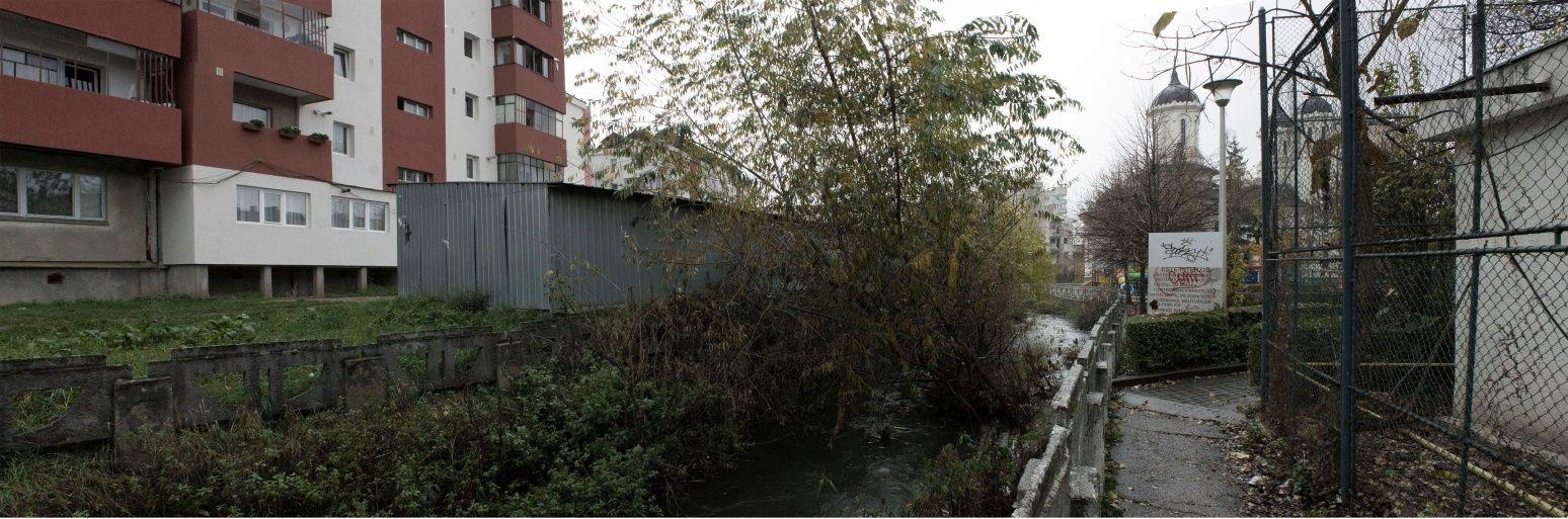 Canalului Morii necesită o intervenție de salubrizare și o amenajare imediată, reclamă locuitorii din zonă